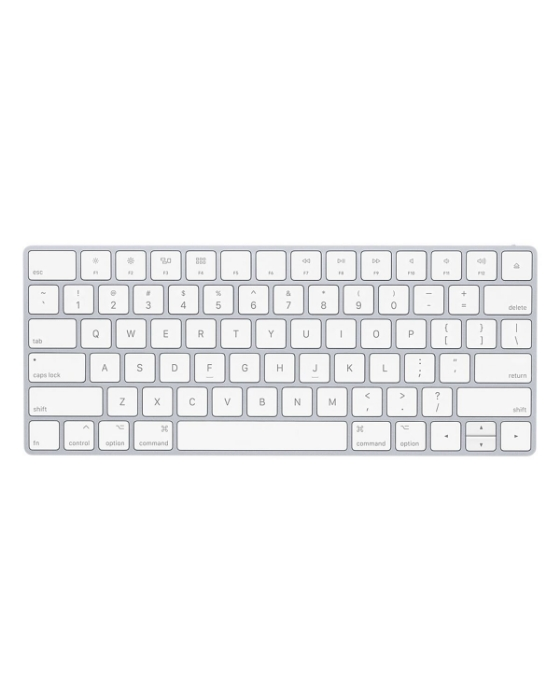 Picture of Apple Mac Desktop Keyboard