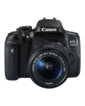 Picture of Canon EOS Rebel Black